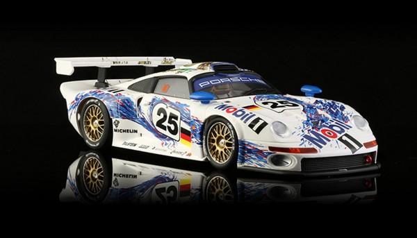 Slotcar 1:24 analog GT1 Le Mans 1996 No. 25