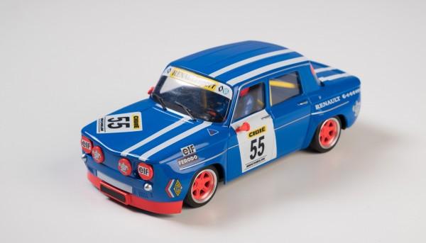 Fahrzeug Renault R8 Gordini No. 55