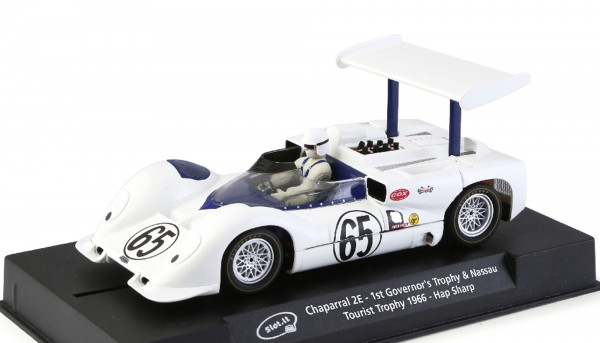Slotcar 1:32 analog Slot.it 2E Governors Trophy 1966 No. 65