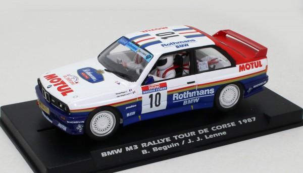 BMW M3 E30 Tour de Corse 1987 #10