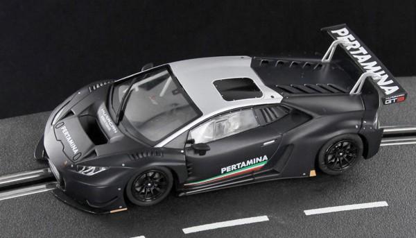 Slotcar 1:32 analog SIDEWAYS LBH GT3 Carbon Edition
