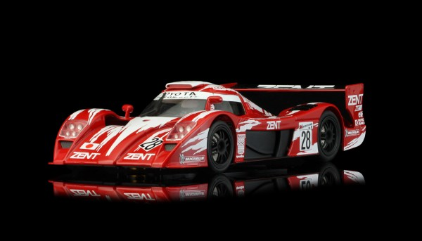 Slotcar 1:32 analog REVOSLOT GT-One No. 28