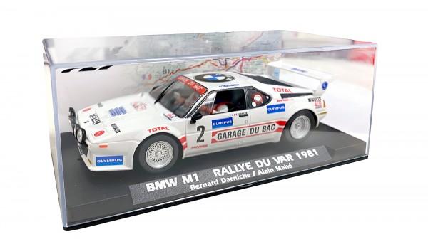 Slotcar 1:32 analog FLY M1 Rallye du Var 1981 No. 2