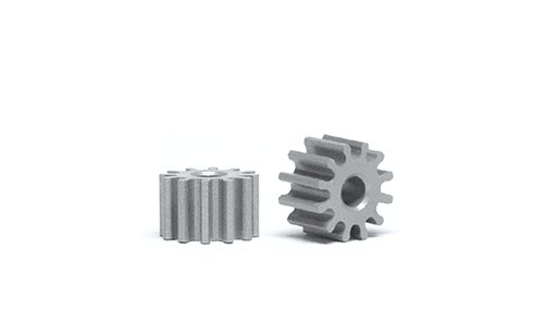 Motorritzel 12Z Ø6,5mm Aluminium f.Ø2mm