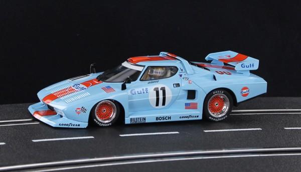 Slotcar 1:32 analog SIDEWAYS Stratos HC Racing No. 11 Edition