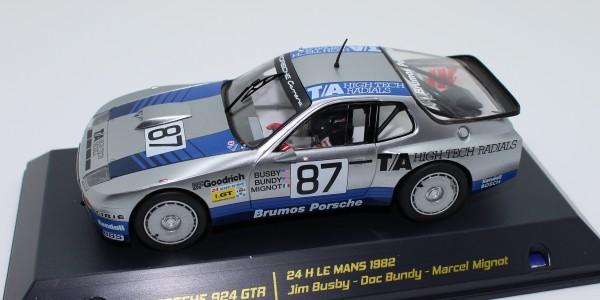 Fahrzeug Porsche 924 GTP Le Mans 1982 No. 87