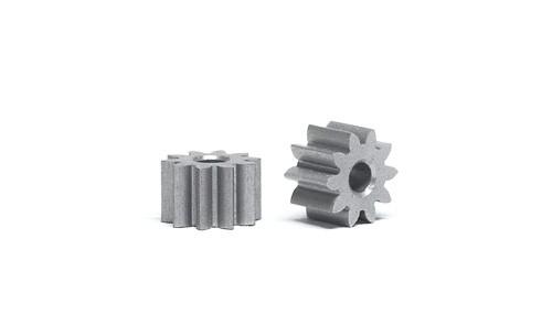 Motorritzel 10Z Ø6,5mm Aluminium f.Ø2mm