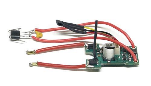 Slotcar-Digitaldecoder Slot.it Typ B z.Fahrzeugumrüstung f.Betriebssystem Slot.it Digital Oxigen O2