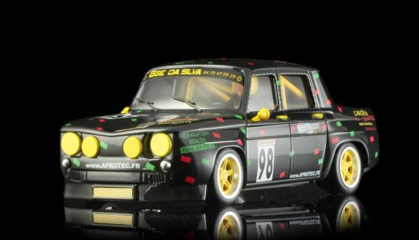 Slotcar 1:24 analog BRM R8 No. 98
